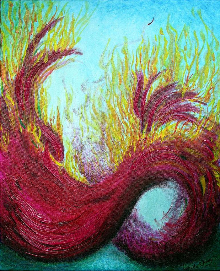 Phoenix Falling-Rising